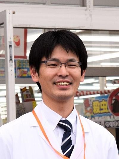 ツルハドラッグ茂原店/調剤薬局長 管理薬剤師 鈴木正和さん